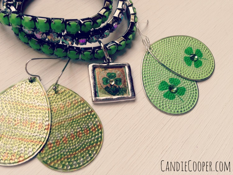 Candie Cooper St Patricks Day Jewelry Charms
