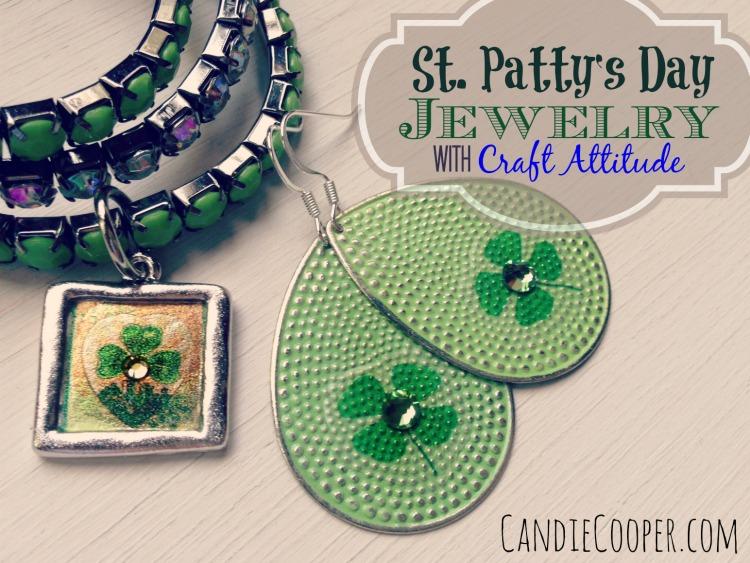Jewelry Attitude St Patrick's Day
