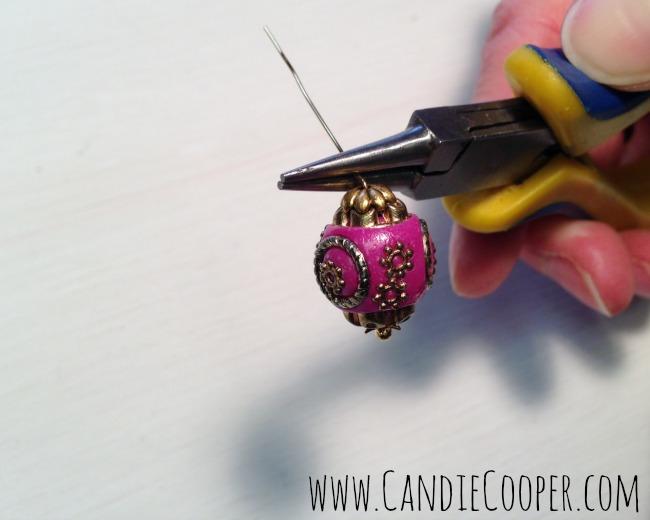 How to Make Easy Earrings 1
