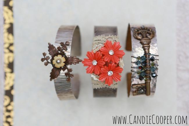 Candie Cooper JTV bracelets
