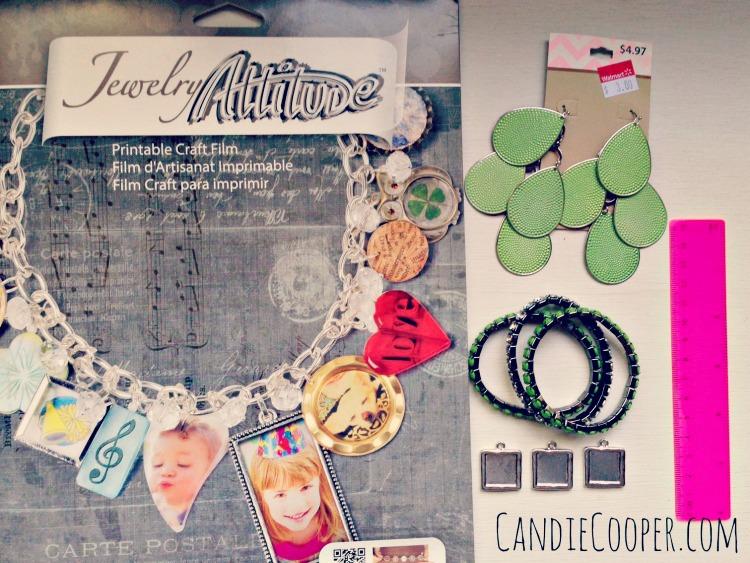 Candie Cooper St. Patricks Jewelry Materials