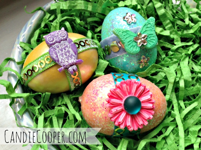 Candie Cooper's Easter Eggs with Mod Melts