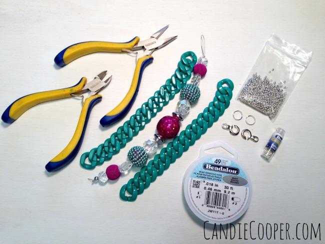 Jewelry Making Materials 1